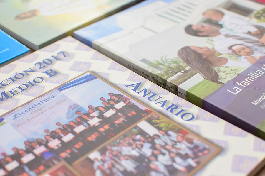 Anuarios y Memorias