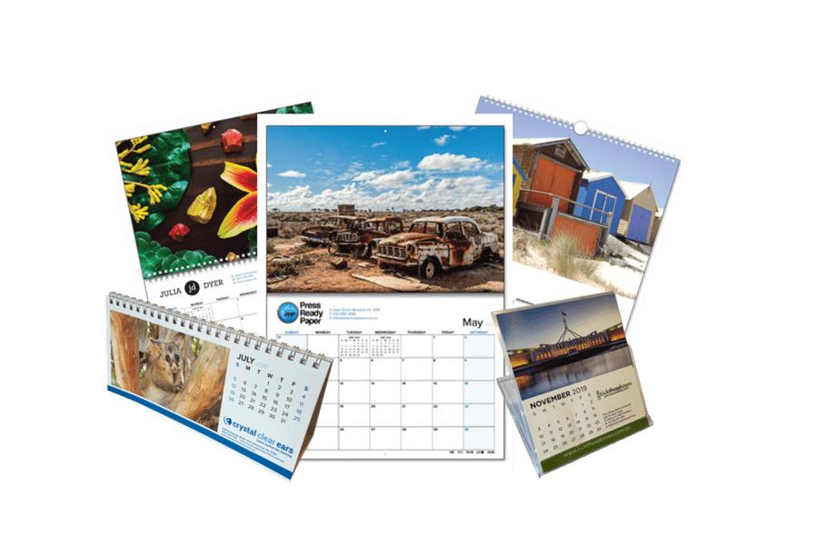 Calendarios Impresos