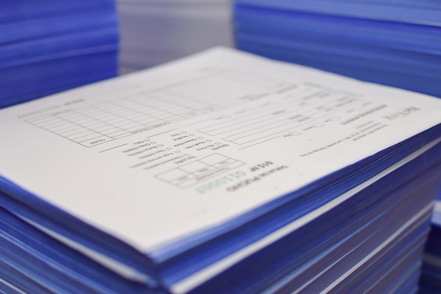 Formularios Autocopiativos